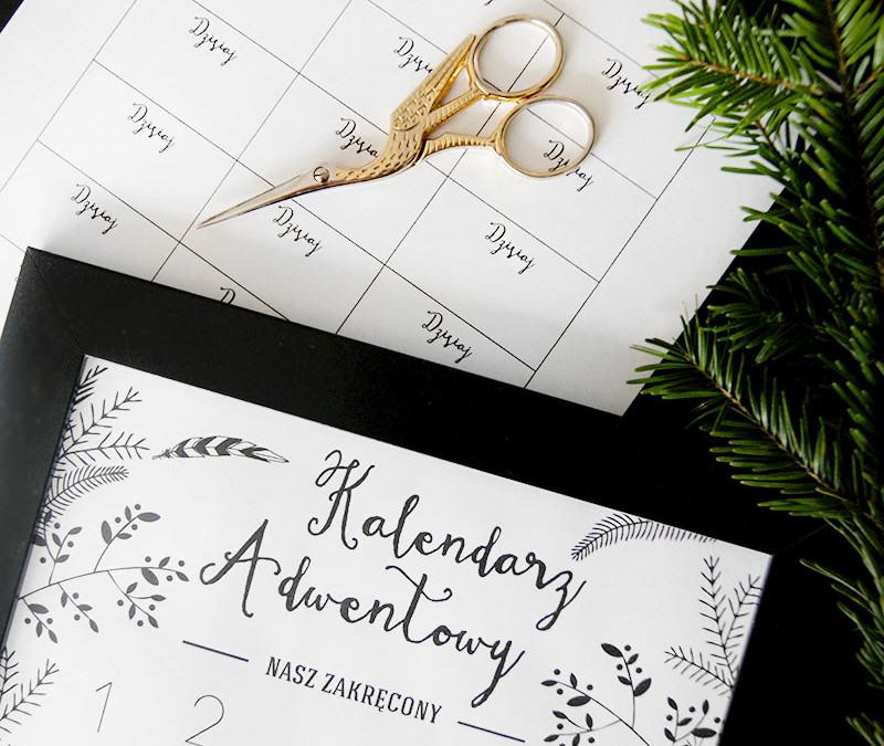 Kalendarz adwentowy – inspiracje 2015