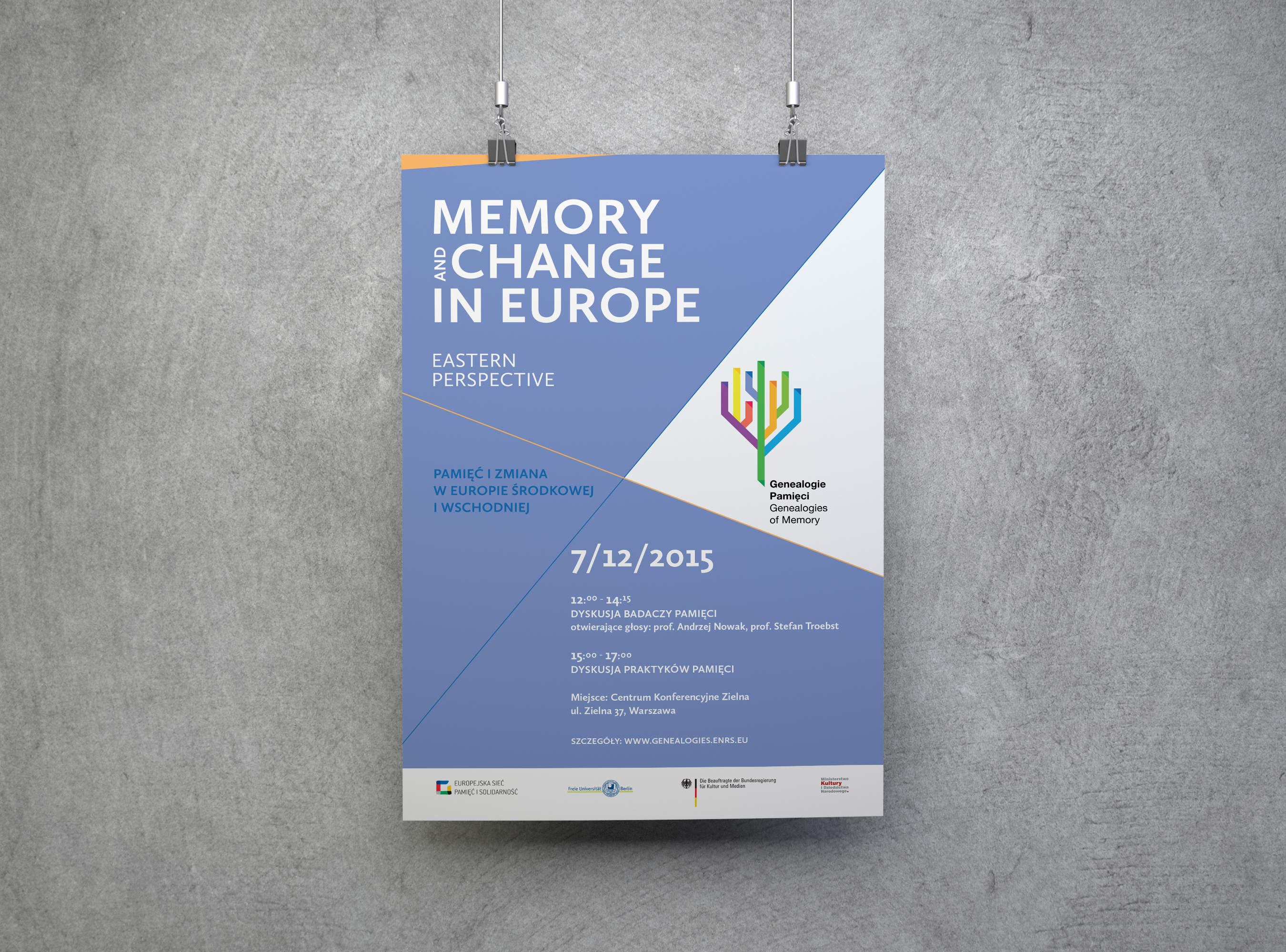 ENRS - Memory and Change in Europe